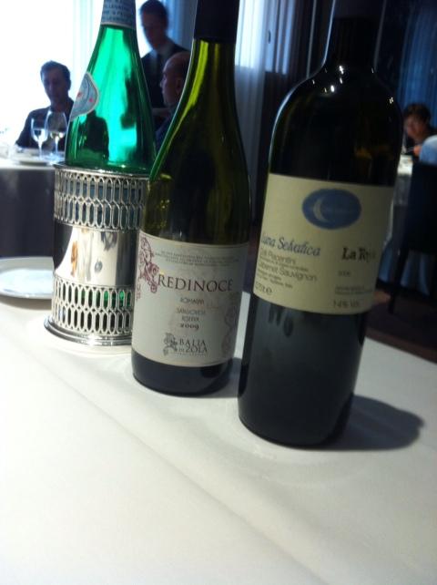 Osteria Francescana - Vino