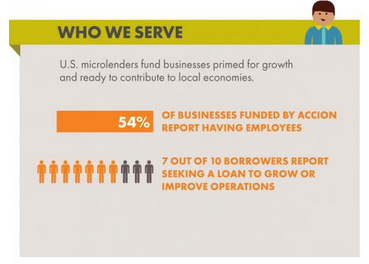Who Microlenders Serve