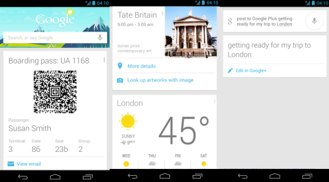 The Next Web - Google Now